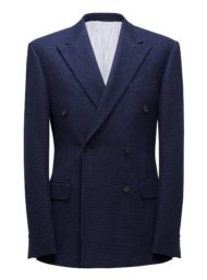 donkerblauwe-colbert-jas-maakleding