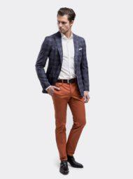 donkerblauwe-geruite-colbertjas-maatkleding