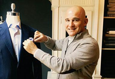 ervaren kleermaker antwerpen emin aliyev Kostuumwinkel