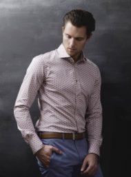 wit-maathemd-paarse-bollen-das-kleding